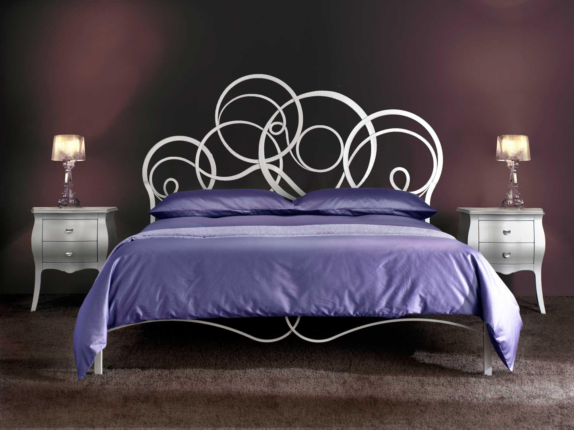 Vendita online di letti in ferro battuto, materassi, reti ed ...